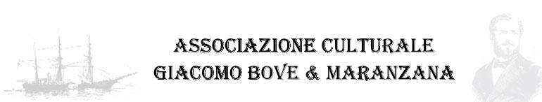 Associazione Culturale Giacomo Bove & Maranzana